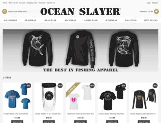 oceanslayer.com screenshot