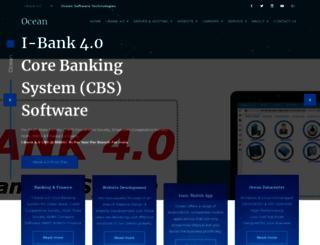 oceansofttech.net screenshot