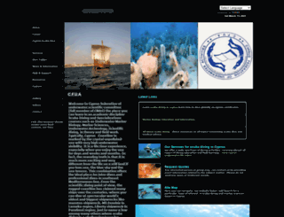 oceanssearch.com screenshot