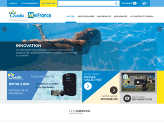 ocedis.com screenshot