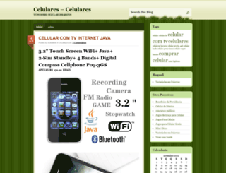 ocelulares.wordpress.com screenshot