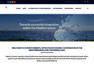 ocemo.org screenshot