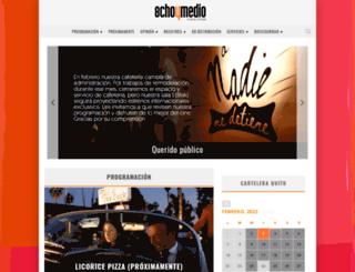 ochoymedio.net screenshot