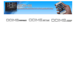 ocims.com.my screenshot