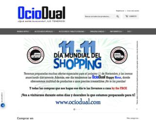 ociodual.com screenshot