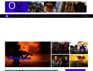 ociovalladolid.es screenshot