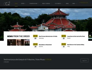 ocist.org screenshot