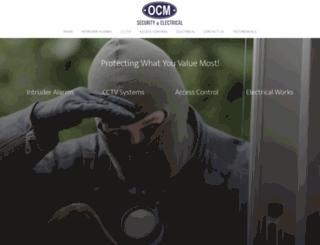 ocmsecurity.com screenshot