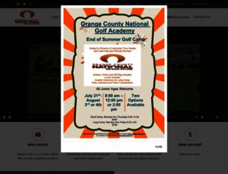 ocngolf.com screenshot
