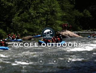 ocoee-outdoors.com screenshot