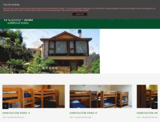 ocototurismorural.com screenshot