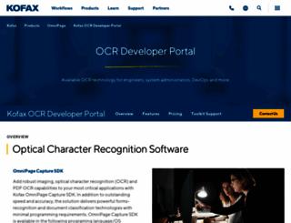 ocr.com screenshot