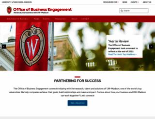 ocr.wisc.edu screenshot