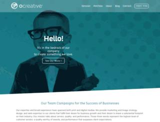 ocreativedesign.com screenshot