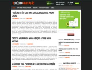 ocreditohabitacao.com screenshot