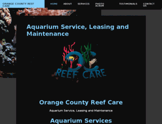 ocreefcare.com screenshot