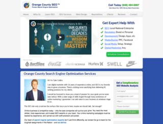 ocseo.com screenshot
