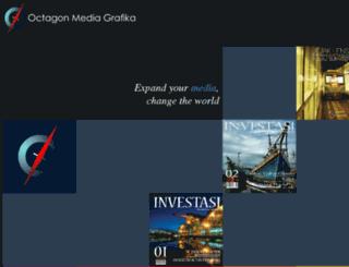 octagon.web.id screenshot