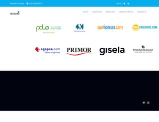 octanio.es screenshot