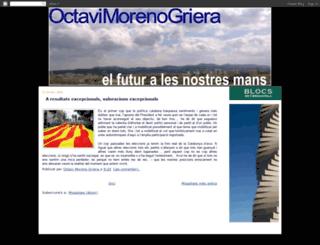 octavimorenogriera.blogspot.com screenshot
