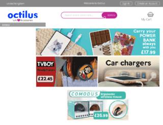 octilus.net screenshot