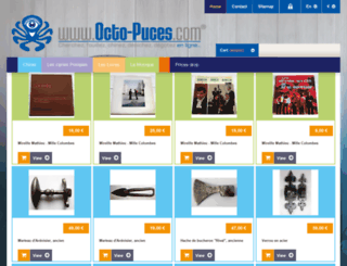 octo-puces.fr screenshot