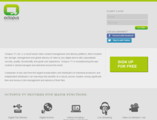octopusmt.com screenshot