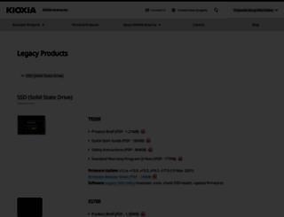 ocz.com screenshot