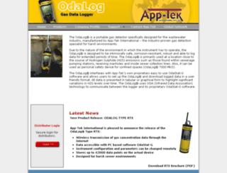 odalog.com screenshot