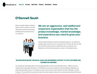 odas.com screenshot