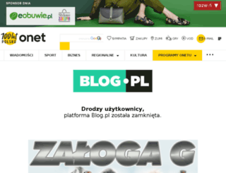 odchudzaniejestproste.blog.pl screenshot