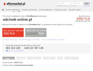 odcinek-online.pl screenshot