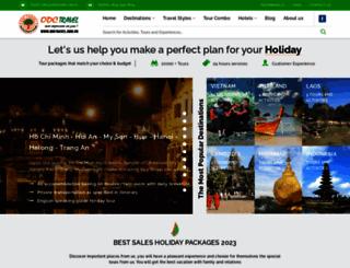 odctravel.com.vn screenshot