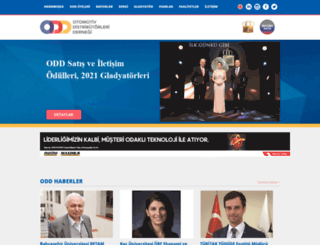 odd.org.tr screenshot