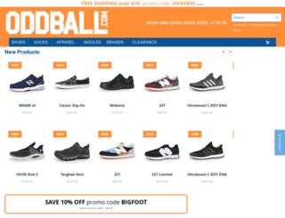 oddball.com screenshot