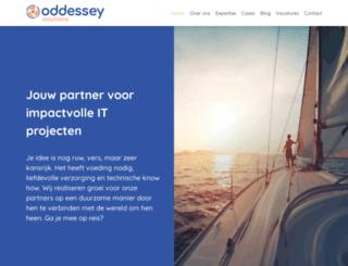 oddesseysolutions.nl screenshot