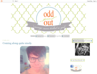 oddgirloutblog.blogspot.com screenshot
