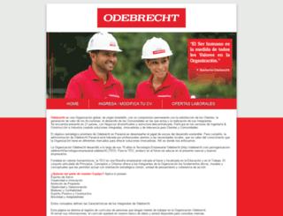 odebrecht.konzerta.com screenshot