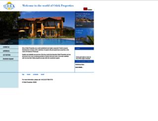 odekproperties.com screenshot