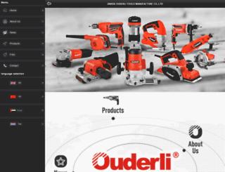 odeli.com screenshot