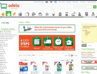 odelo.com.cy screenshot