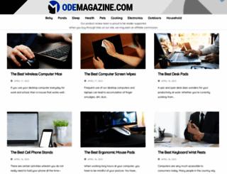 odemagazine.com screenshot
