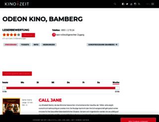odeon-lichtspiel-kino--cafe-bamberg.kino-zeit.de screenshot