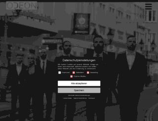 odeon-lounge.de screenshot