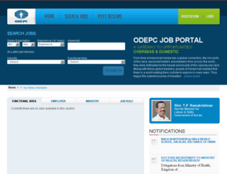 odepc.org screenshot