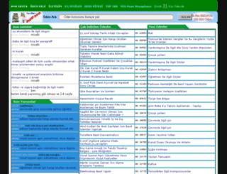 odevsor.com screenshot