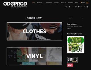 odgprod.com screenshot