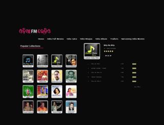 odiafmradio.com screenshot