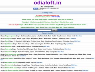 odialoft.in screenshot