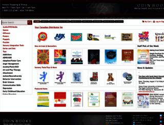 odinbooks.com screenshot